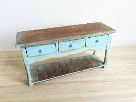 hand painted dollhouse furniture